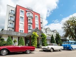 Bavaria Hotel, отель в Ингольштадте