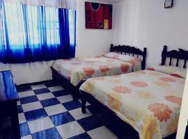 Hotel Marina Campeche, hotel in Campeche