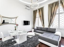 Opera Sunny Apartment, pet-friendly hotel in Budapest