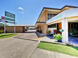 Raintree Motel, motel in Townsville