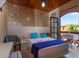 Pousada Recanto do Jabaquara, hotel em Paraty