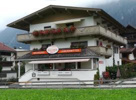 Ferienwohnung Bacher, Ferienwohnung in Mayrhofen