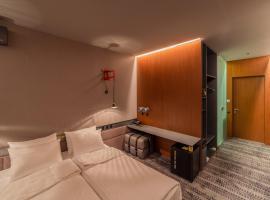 Design Hotel Road: Kiev'de bir otel