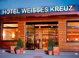 Hotel Weisses Kreuz, hotel in Feldkirch