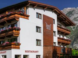 Hotel Alpennest, hotel in Leutasch