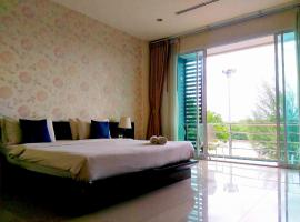 Krabi River View Hotel, hotel in Krabi
