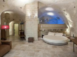 Quarry Resort, hotel en Matera