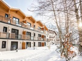 Résidence Prestige Odalys Isatis, hotel in Chamonix