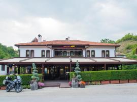 Хотел Златен Рожен, хотел в Рожен