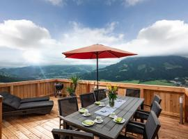 Ferienwohnung Bergwelt, hotel in Kirchberg in Tirol