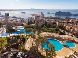 GPRO Valparaiso Palace & Spa – hotel w pobliżu miejsca El Garito Cafe w Palma de Mallorca