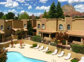 세도나에 위치한 호텔 Sedona Springs Resort, a VRI resort
