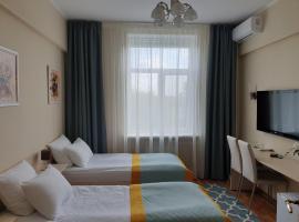 Hotel Ekipage, hotel in Vnukovo