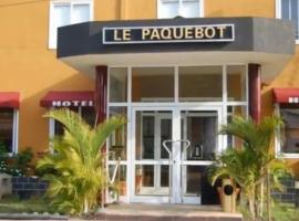 Airport Hôtel Paquebot, hotel in Cotonou