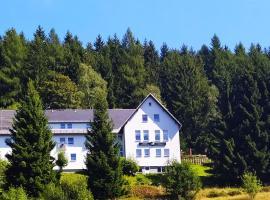 Greizer Kammhütte Gaststätte & Pension, Hotel in der Nähe von: VogtlandArena, Klingenthal