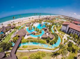 Enotel Acqua Club - All Inclusive, resort in Porto De Galinhas