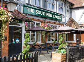 Southern Cross, hotel in Watford