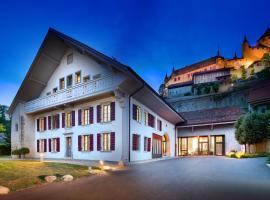 La Ferme du Château, hôtel à Lucens