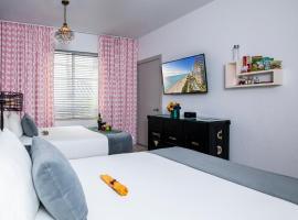 Whitelaw Hotel, hotel near Lummus Park, Miami Beach