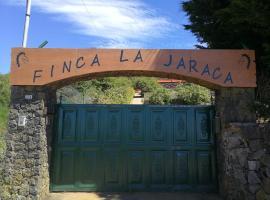 FINCA LA JARACA, farm stay in Tacoronte