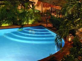 La Pasion Colonial Hotel Boutique By Bunik, hotel in Playa del Carmen
