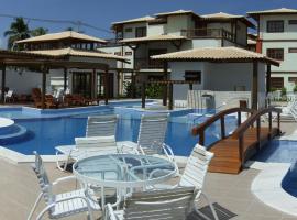 Apartment Terraces Porto Das Baleias, hotel with pools in Praia do Forte