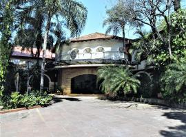 Gran Hotel del Paraguay, pet-friendly hotel in Asunción