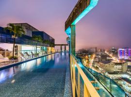 Cosmos Pacifico Hotel, hotel en Buenaventura