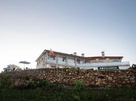 Hotel Vilaseco, hotel en Chantada