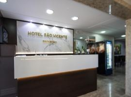 Hotel São Vicente, budget hotel in Passo Fundo