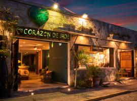 Corazon De Jade, hotel in Tulum