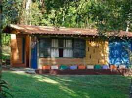 Karunâ, hotel near Pedra Selada Mountain, Visconde De Maua