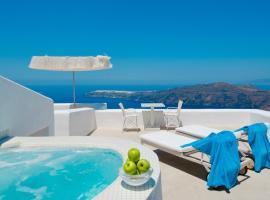 White Santorini, hotel a Imerovigli