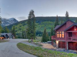 Moose Meadow Retreat, hotel in Blue River