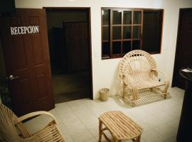 HOTEL SAN JUDAS, hotel en San Pablo Villa de Mitla