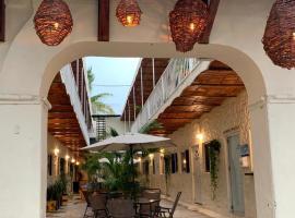 Bungalows Las Glorias, hotel que admite mascotas en Rincón de Guayabitos