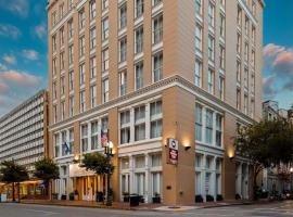 Best Western Plus St. Christopher Hotel, отель в Новом Орлеане