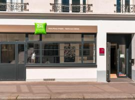 Ibis Styles Paris Place d'Italie - Butte Aux Cailles, hotel in Paris