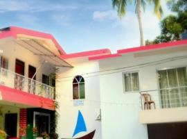 Auslyn Guest House, homestay in Bogmalo