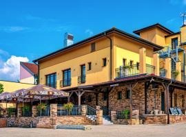 Hotel Lidový dům, hotel in Bzenec