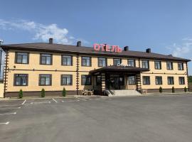 Maria Hotel, hotel in Mayakovskogo