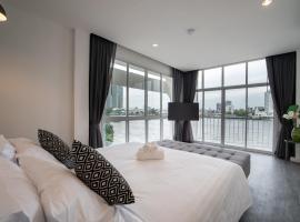 Kowtha Rivertel, Hotel im Viertel Riverside, Bangkok