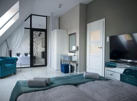 Apartamenty Prestiż 92, vacation rental in Koszalin