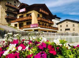 Casa da Claudia, hotel poblíž významného místa Monte Sponda, Livigno