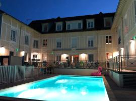 Logis Hôtels - Hôtel d'Orbigny, hôtel à Châtelaillon-Plage