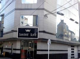 Hotel Santafe Suite, hotel near The Independence Park, Bogotá