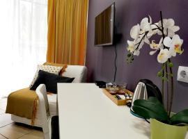 hotel OLIMP, inn in Korenovsk