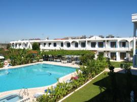 Garden Hotel, hotel near Rhodes International Airport - RHO, Pastida