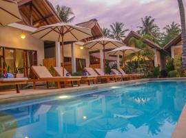 Cozy Cottages Lombok, family hotel in Senggigi