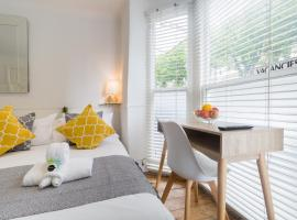 INNit Rooms Ocean Breeze, hotel in Brighton & Hove
